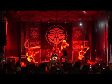 Orange Goblin - Wrong fest Sofia 2017