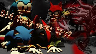 How inconsistent  is Sonic Forces?