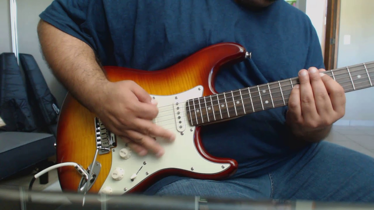 Squier Deluxe FMT Standard Stratocaster review