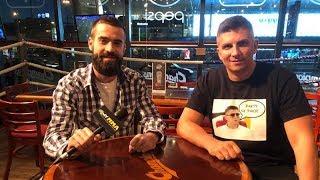 Mateusz Borek o Polsat Boxing Night, KSW, Narodowej Gali Boksu oraz meczu Legia vs Lech