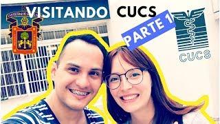 TOUR POR EL CUCS UDG   *Parte 1*