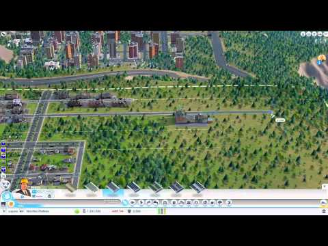 SimCity Online Gameplay by SKS Plays: w. Azure Alliance and Dwarven Viking [Episode 3]