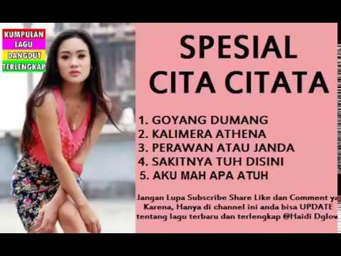 FULL ALBUM  CITA CITATA single terbaru  Aku Mah Apa Atuh 4 Single HITS