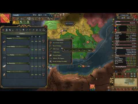 EU4: Meiou and Taxes 2.0 - Gameplay Preview, Video 3