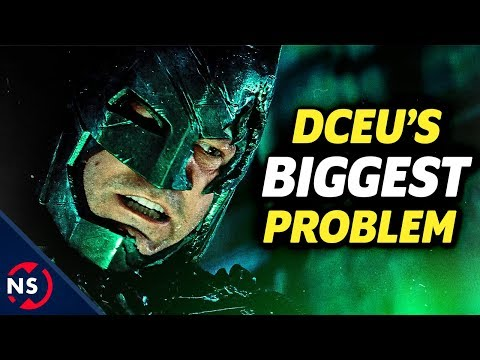 DC's BIGGEST Problem with Their Cinematic Universe Is... || NerdSync