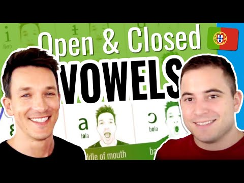 Open & Closed Vowels – The Secret to Understanding EU Portuguese Natives