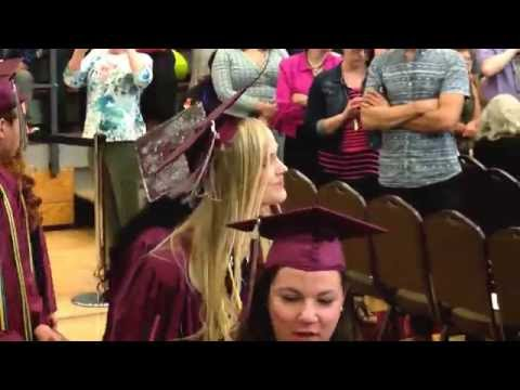 WCC's 2016 Commencement Ceremony