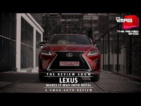 Lexus makes its way into Nepal