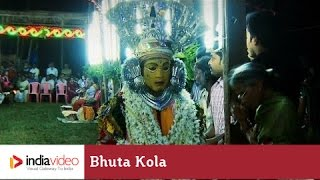 Bhuta Kola - ritual dance form of Tulu Nadu, India
