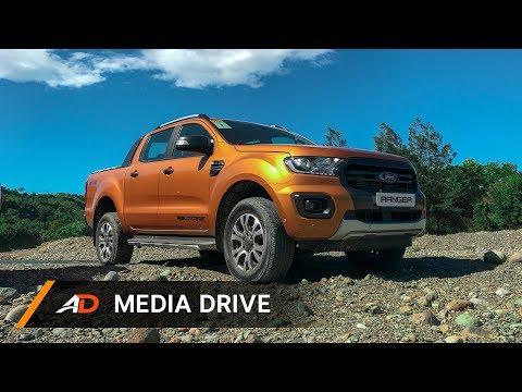 2019 Ford Ranger - Media Drive