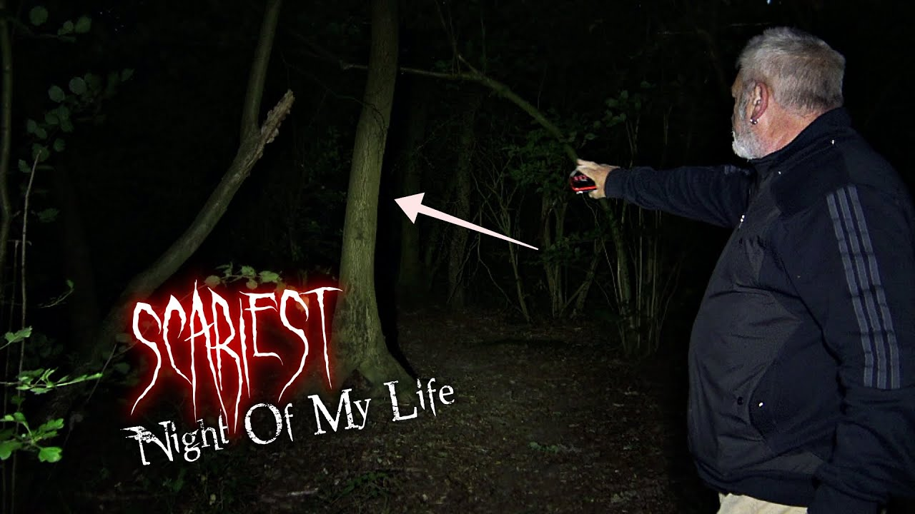 WARNING We SHOULD NOT Have Come Back to This Haunted Forest AT NIGHT Very Scary Video