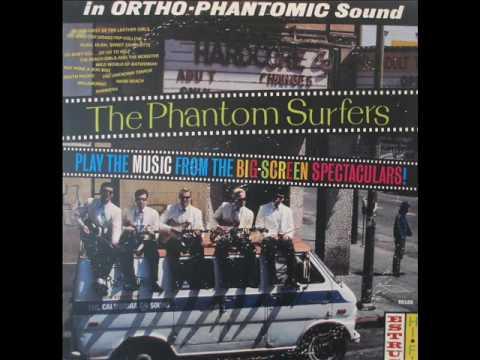 Hush, Hush Sweet Charlotte By The Phantom Surfers