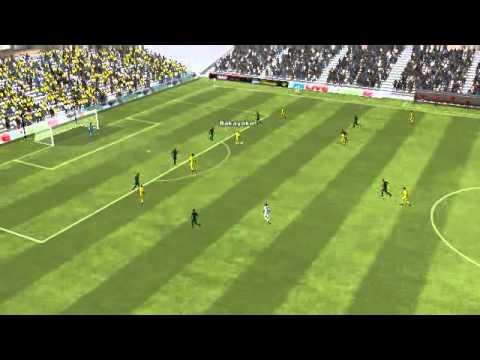 Africa Sports vs ASEC - Bakayoko Goal 90 minutes