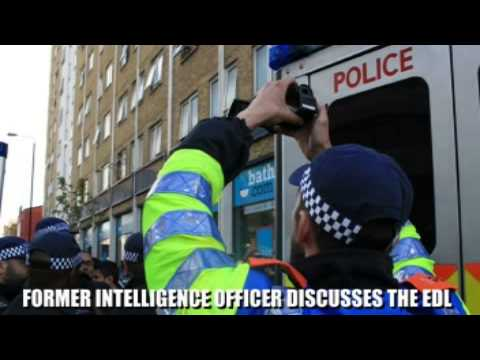 Former police intelligence officer discusses the EDL to iPM