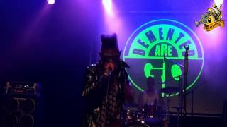 ▲Demented Are Go - Holy hack Jack - Psychomania Rumble 2014