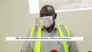 Speed up ongoing airport expansion works - Works Minister