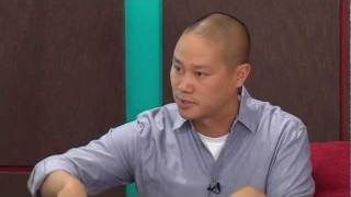 Tony Hsieh delivers happiness to What's Trending