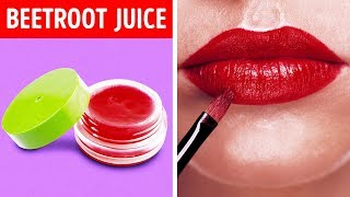 33 BRILLIANT HACKS FOR NATURAL BEAUTY