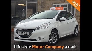 Peugeot 208 Active Edition for Sale In Wakefield, Lifestyle Motor Company