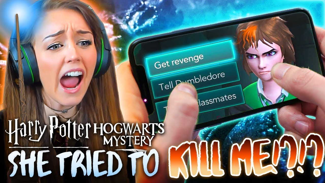 Harry Potter Hogwarts Mystery] BECOMING SNAPE AND MAKING