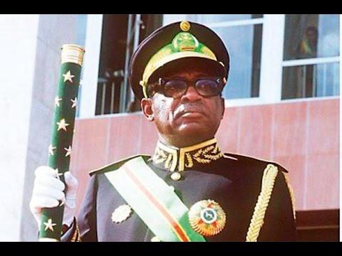 Témoignage choc sur les sacrifices du pays RD Congo par le Président Mobutu Roi du Zaïre.