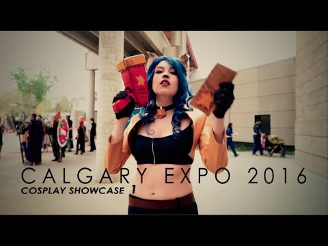 Calgary Expo 2016 - Cosplay Showcase 1