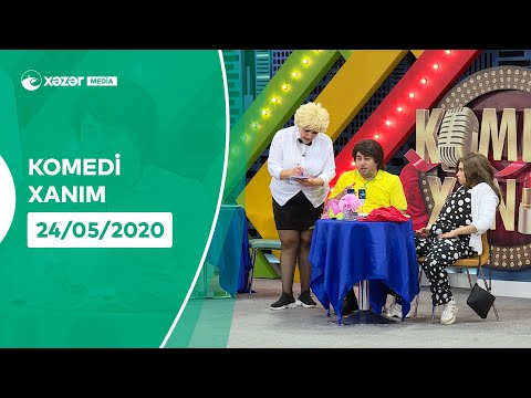 Komedi Xanım (2-ci Bölüm) 24.05.2020