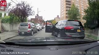 ROAD RAGE USA BAD DRIVERS USA, CANADA North American Driving Fails 2017