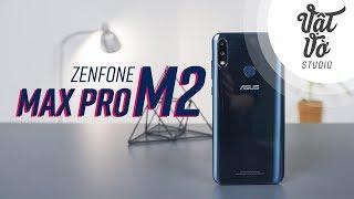 Đánh giá chi tiết Asus Zenfone Max Pro M2