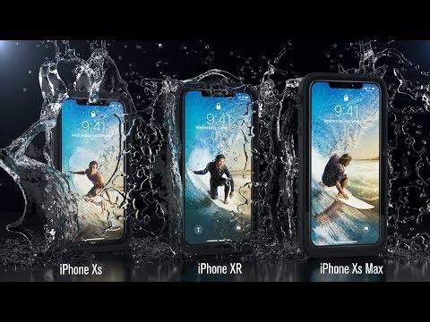 公司貨【CATALYST】iPhone XS MAX / XR 完美四防合一保護殼 10米防水正品公司