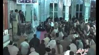 5 muharam majlis and matam in imamia imam bargah jhelum