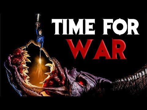 Ash Vs. Evil Dead || Time For War