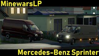 In diesem Video möchte ich euch meinen Mercedes-Benz Sprinter zum Download stellen! Wenn euch das Video gefallen hat lasst ein Like da!  Der Download zum Mercedes: http://ul.to/if1f08t3    Für Livestreams:   https://www.twitch.tv/minewars_lp     Discord G