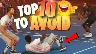 NBA 2K17 TOP 10 Most DANGEROUS Ankle Breakers To AVOID