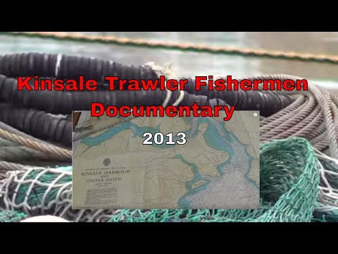Kinsale Trawlor Fishermen