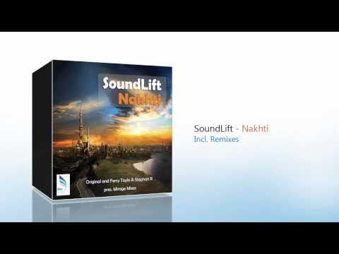 SoundLift - Nakhti (Incl. Remixes) [Blue Soho Recordings]