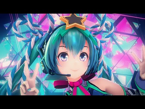 【MV】Lucky☆Orb feat. Hatsune