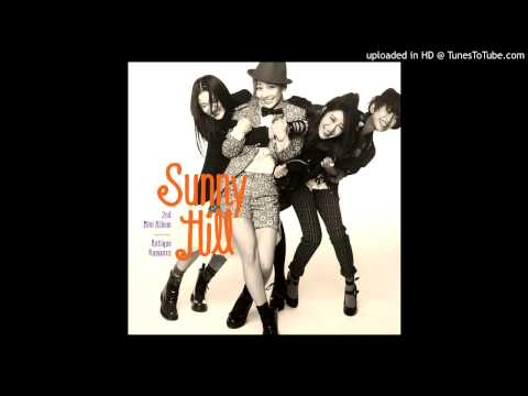 04. Sunny Hill (써니힐) -  3 OUT - [2nd Mini Album]