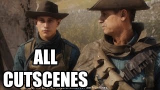 BATTLEFIELD 1 - All Cutscenes - The Runner