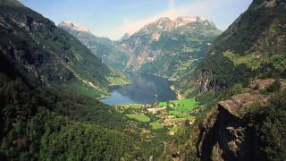 Beautiful Norway - Relaxing music by TRON Syversen