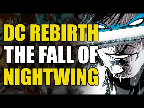 Replacing Batman (Nightwing Rebirth Vol 1: Better Than Batman)