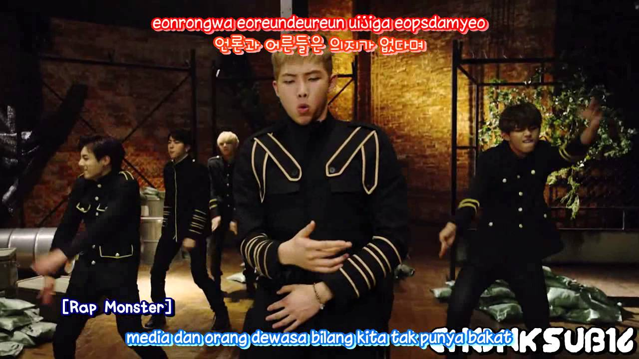 BTS - 쩔어 (DOPE) IndoSub (ChonkSub16)