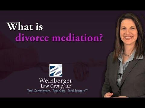 FAQ: What is divorce mediation?