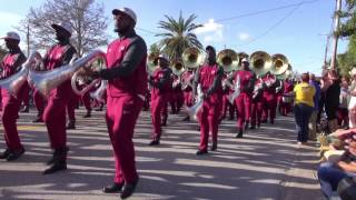 '16 Bethune-Cookman Homecoming Parade - Let's Go!  (wwt-vga)