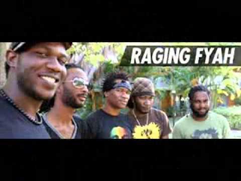 Raging Fyah - Running Away -