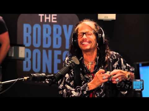 Steven Tyler On The Bobby Bones Show