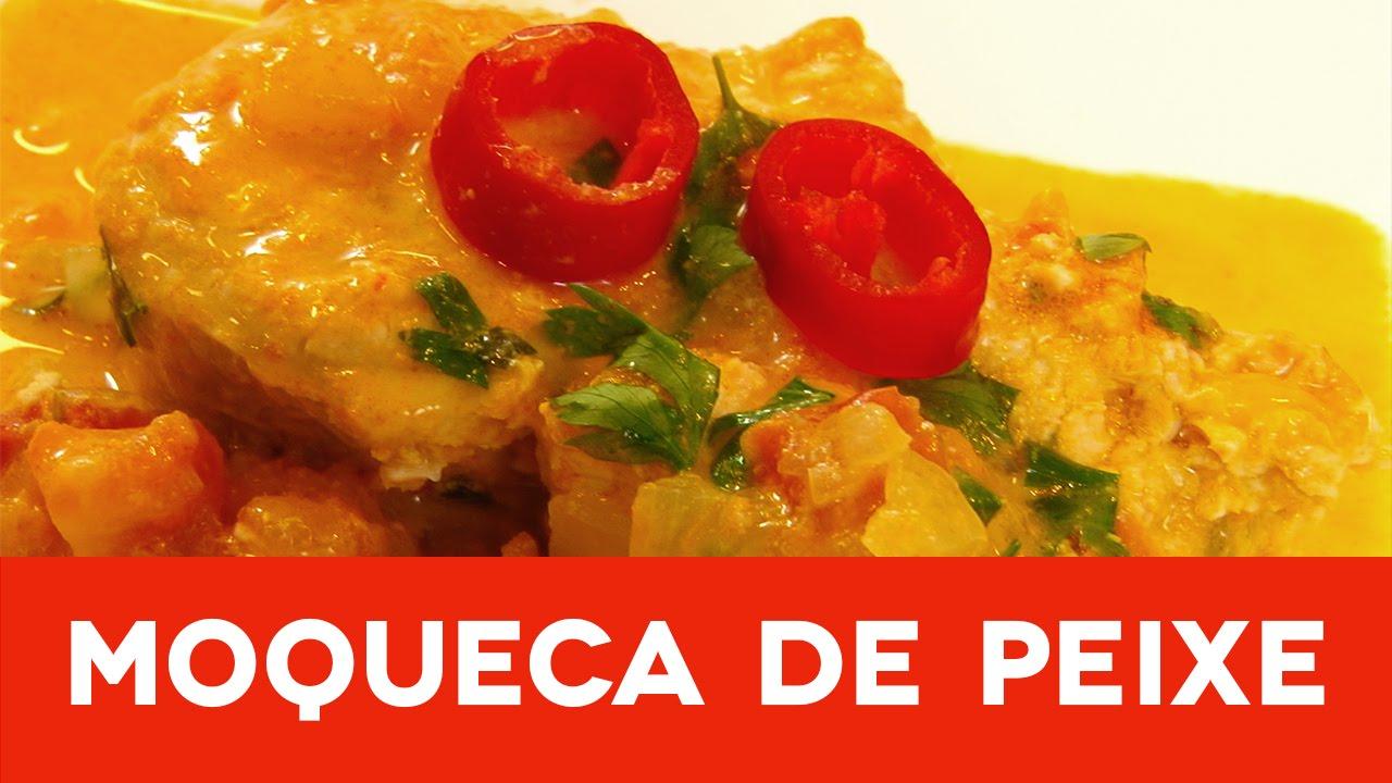 PGM49 GastronomiaMoqueca de PeixeYouTube