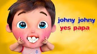 Johny Johny Yes Papa Nursery Rhymes Collection | All Johny Johny Yes Papa Kids Songs