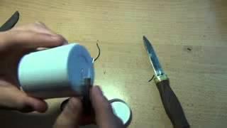 как сделать хлопушку для мух