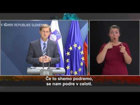 64. redna seja Vlade Republike Slovenije